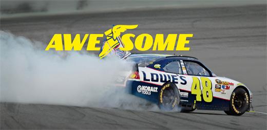 Pneu Officiel de NASCAR